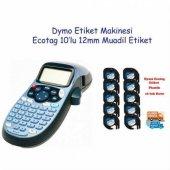 Dymo Letratag Elektronik Etiketleme Makinesi +...