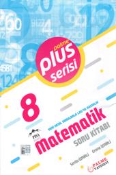 Plus Serisi 8. Sınıf Matematik Yeni Nesil Sorularla Lgs' Ye Hazırlık Soru Kitabı Palme Kitabevi