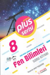 Plus Serisi 8. Sınıf Fen Bilimleri Yeni Nesil Sorularla Lgs' Ye Hazırlık Soru Kitabı Palme Kitabevi