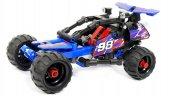 çocuk Lego 3411 Yarışçı Spor Araba Hareketli Lego