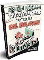 Benim Hocam Yayınları Tyt Ayt Kpss Taktiklerle Dil Bilgisi Soru B