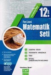 çap Yayınları 12. Sınıf Fen Lisesi Matematik Fasikül Seti Yeni 20