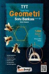 TYT Geometri Orta ve İleri Düzey Soru Bankası KafaDengi Yayınları