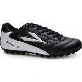 Lig Amanos Halı Saha Ayakkabısı Siyah - Beyaz