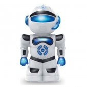 Jr Robotto Masal Anlatan Şarkı Söyleyen Hareketli Oyuncak Robot