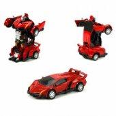 Otomatik Robota Dönüşen Lamborghini Transformers Araba