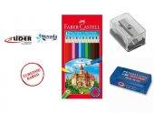 Faber Castell Kuru Boya Kalemi Seti Ücretsiz...
