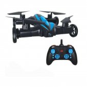 Lh X21 2 İn 1, 2.4ghz 4ch 6 Axis Quadcopter Rc...