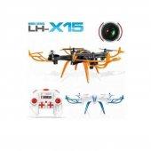 Lh X15 Wifi Kameralı 2.4ghz 6 Axis Gyro 4ch Quadcopter Drone Iha