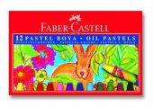Faber Castell Pastel Boya 12 Renk Redline 5282...