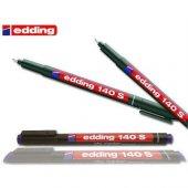 Edding 140s Parmanent Asetat Kalemi (İnce Uç) 10 Adet Ücretsiz Kargo