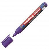 Edding 360 Silinebilir Beyaz Tahta Kalemi Mor Ücretsiz Kargo