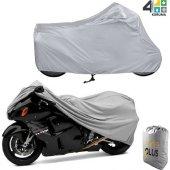 Asya Hero 125  Motosiklet Örtü Branda KalitePlus