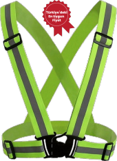 Yeşil Esnek Yelek 3