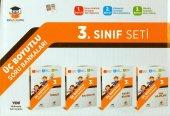 3.Sınıf Üç Boyutlu Soru Bankaları Seti Zeka Küpü Yayınları