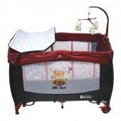 Star Baby SB107 Prent Oyun Parkı 70*110 cm Sünger Yatak HEDİYE-3