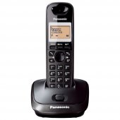 Panasonic Kx Tg2511 Dect Telefon Siyah