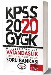 Yediiklim Yayınları 2020 Genel Yetenek Genel Kültür Tamamı Çözümlü Modüler Soru Seti-6