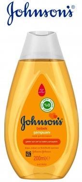 Johnsons Baby Bebek Şampuanı 200ml Klasik