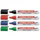 Edding 360 Xl Doldurulabilir Tahta Kalemi 4 Adet Karışık Renk Tahta Kalemi