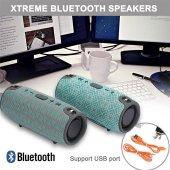 Xtreme Portable Usb Tf Aux Bluetooth Speaker