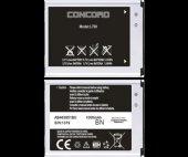 Concord C 1017 L700 1000 Mah Samsung Batarya