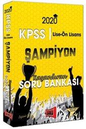 2020 Kpss Lise Ön Lisans Gy Gk Şampiyon...