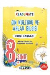8. Sınıf Classmate Din Kültürü Ve Ahlak Bilgisi...