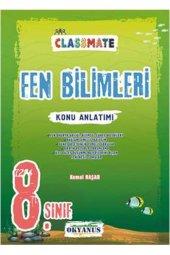 8. Sınıf Classmate Fen Bilimleri Konu Anlatımı...