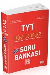 Tyt Tüm Dersler Tamamı Çözümlü Soru Bankası...