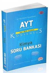 Ayt Konsensüs Kimya Soru Bankası Editör...
