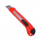 Bıon Plastik Gövdeli Maket Bıçağı No 18 Kırmızı