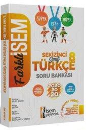 Isem Lgs 8. Sınıf Türkçe Soru Bankası İsem Yayıncılık 2020