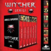 The Witcher Serisi Özel Kutulu Set (6 Kitap)-2