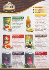 Ev Yapımı Limonata Özü 1 Kg ( 6 Lt ) KATKISIZ-5