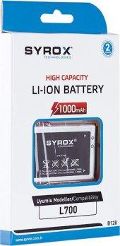 Syrox L700 Batarya