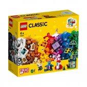 Lmc11004 Classic Yaratıcılık Pencereleri + Yaş 450 Pcs Lego