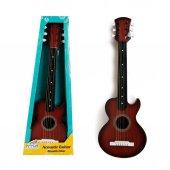 2070 Sun Rst Ech Gitar Akustik Gerçek Telli 66 Cm