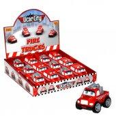 Uc210 Cıty Çek Bırak İtfaiye Araba