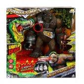 37087 37079sun Lnr Dinozor Goril Oyun Set Figürlü Ses I
