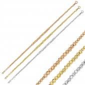 Pirnus Diamond Altın Bileklik 14 Ayar 1,76 Gram