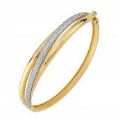 Pirnus Diamond Altın Bilezik 14 Ayar 12,06 Gram