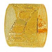 Pirnus Diamond Altın Bilezik 22 Ayar 31,5 Gram