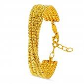 Pirnus Diamond Altın Bilezik 22 Ayar 34,38 Gram