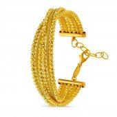 Pirnus Diamond Altın Bilezik 22 Ayar 41,56 Gram