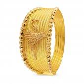 Pirnus Diamond Altın Bilezik 22 Ayar 33,36 Gram