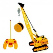 Crawler Crane 1 30 Kumandalı Vinç