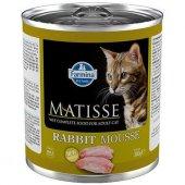 Matisse Cat Mousse Tavşanlı Yetişkin Kedi...