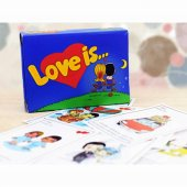 100 Adet Love İs Şıpsevdi Sözleri Kutusu