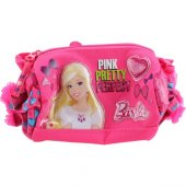 Barbie 62766 Pembe Kız Çocuk El Çantası